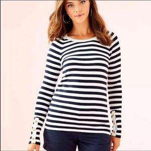 Lilly Pulitzer Dinah Sweater Striped